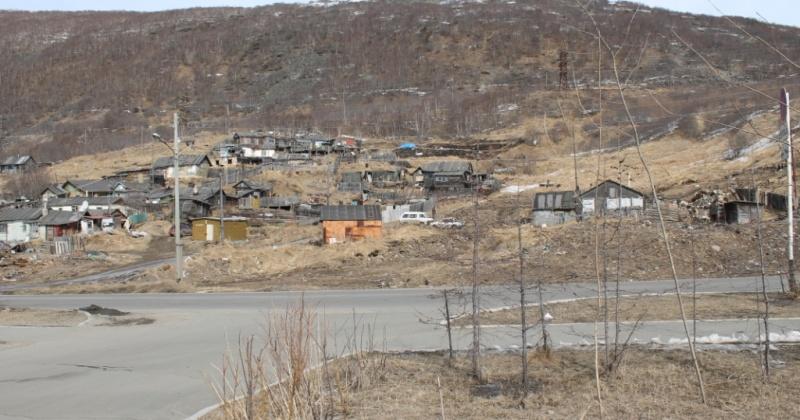 К 2018 году закончится снос ветхих домов и бесхозных строений в районе Каменного карьера