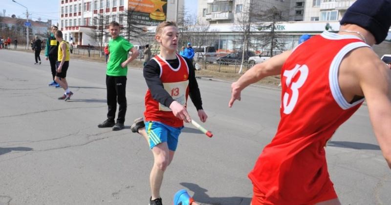 Легкоатлетическая эстафета, посвященная 72-й годовщине Победы в Великой Отечественной войне, пройдет 9 мая в Магадане
