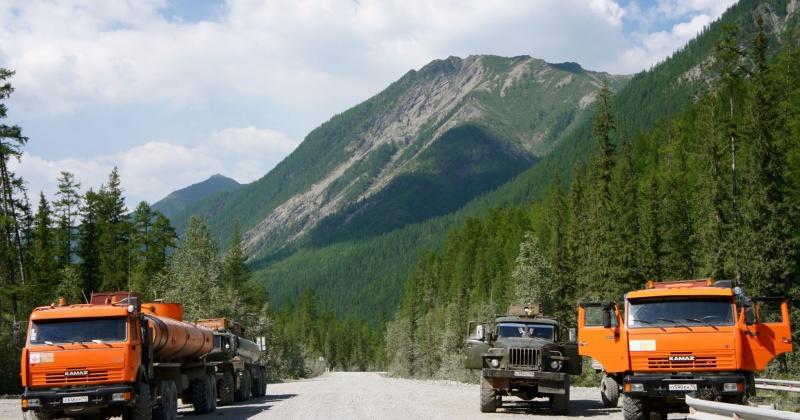 Особое внимание будет уделено применению технологии обеспыливания для безопасного передвижения на дорогах Колыма