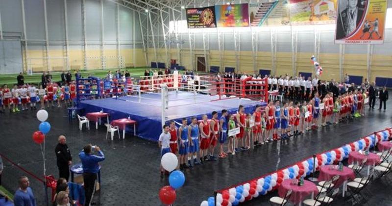 В Магадане стартовал 47 мемориальный турнир по боксу на приз Олимпийского чемпиона Валерия Попенченко