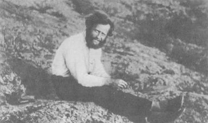 116 лет со дня рождения известного геолога и ученого Юрия Александровича Билибина (1901-1952)