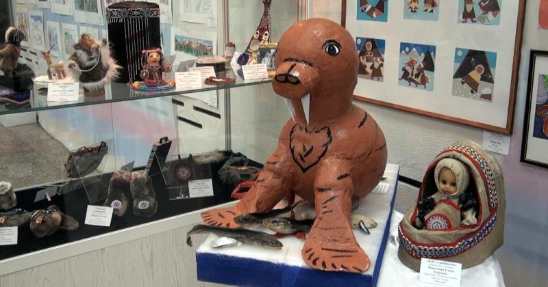 Открытие региональной детской выставки-конкурса изобразительного и декоративно-прикладного творчества «Коечидек» пройдет сегодня в Магадане