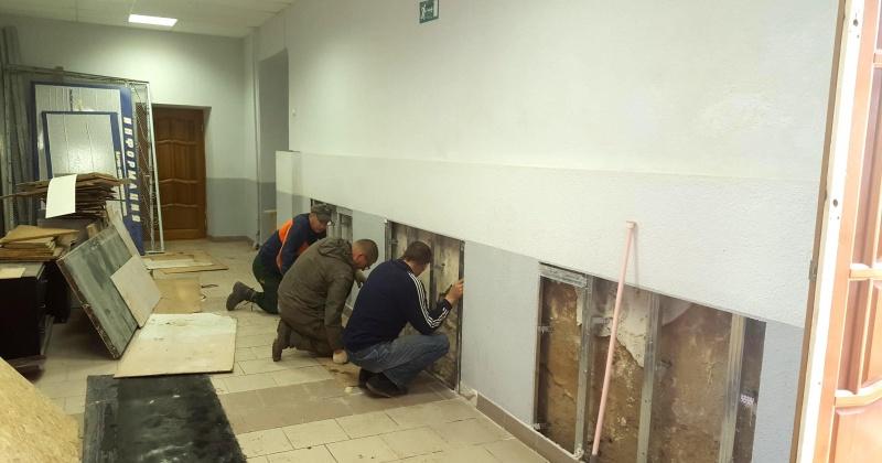 Ремонтные работы будут проведены в детских садах, школах и организациях дополнительного образования Магадана