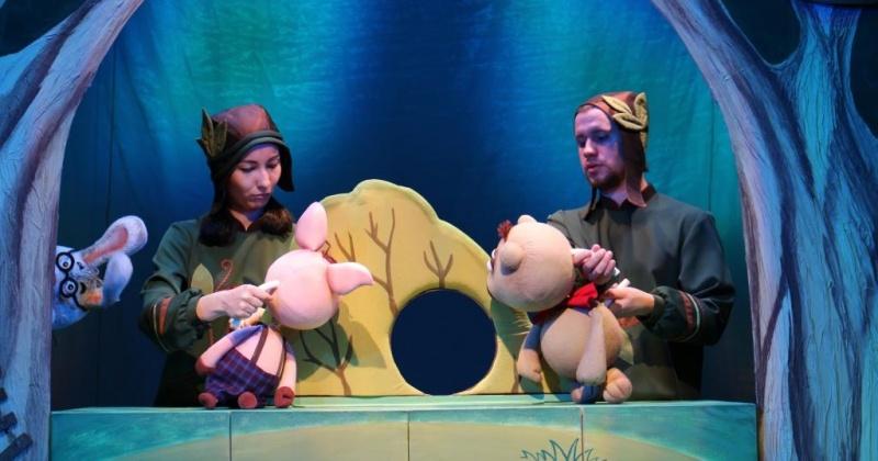 37-й сезон закрыл Магаданский областной театр кукол