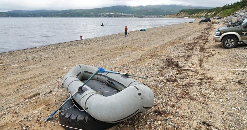 В Магаданской области открыта навигация для всех типов маломерных судов