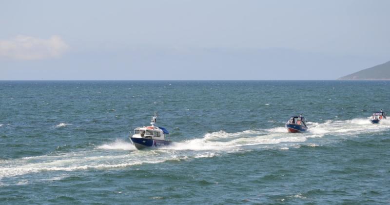 Магаданские спасатели приняли участие в ежегодном смотре судов