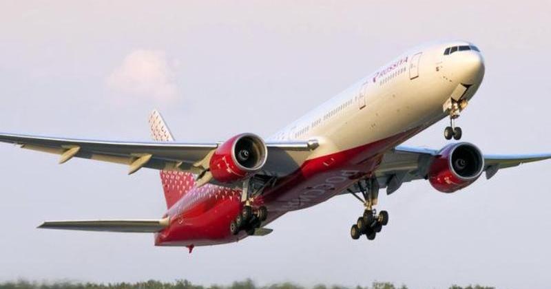 Стоимость билетов на рейс Магадан - Москва  авиакомпании «Россия» за неделю увеличилась в среднем на 35 %