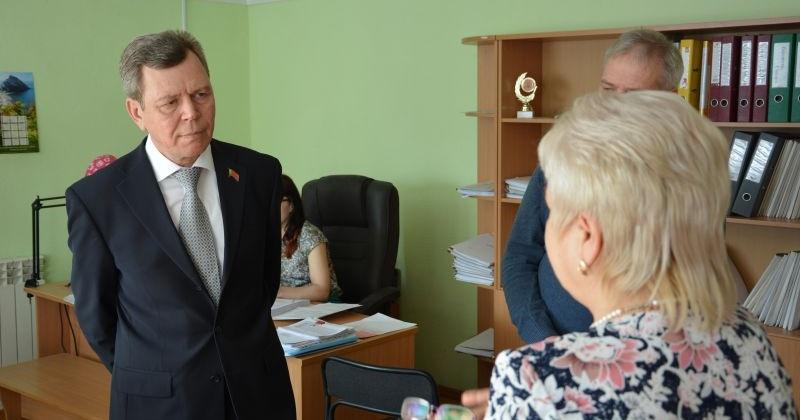 Сергей Абрамов с рабочим визитом посетит Тенькинский городской округ
