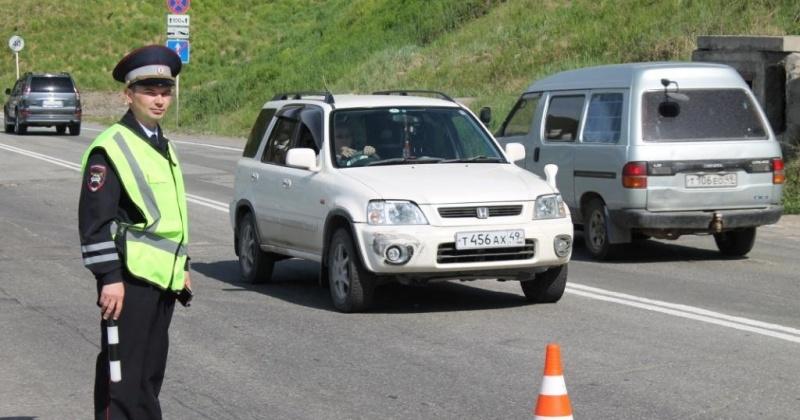 Соблюдать скоростной режим на опасном участке Портового шоссе следует магаданским водителям