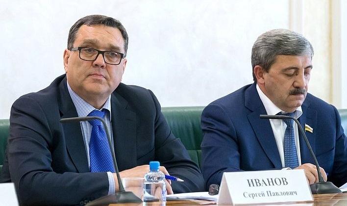 Сергей Иванов: Мы предлагаем приступить к поэтапной отмене действующих льгот по региональным и местным налогам, установленным Налоговым кодексом