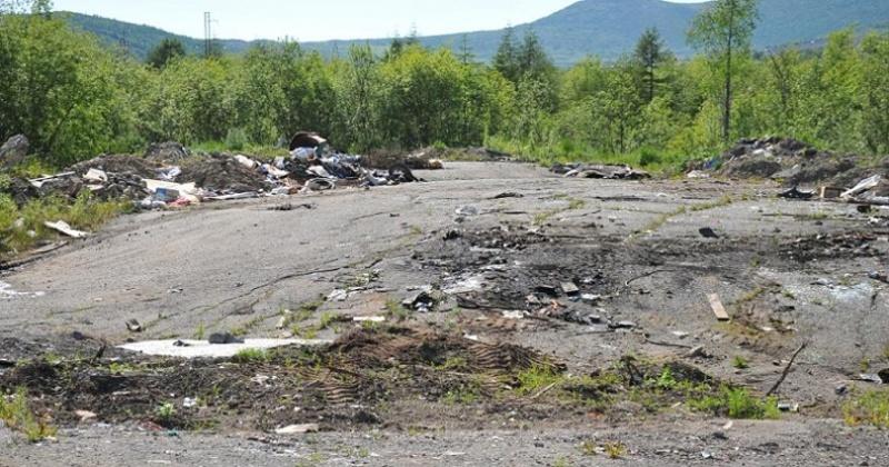Несанкционированные свалки твердых бытовых отходов обнаружила прокуратура в Среднеканском районе
