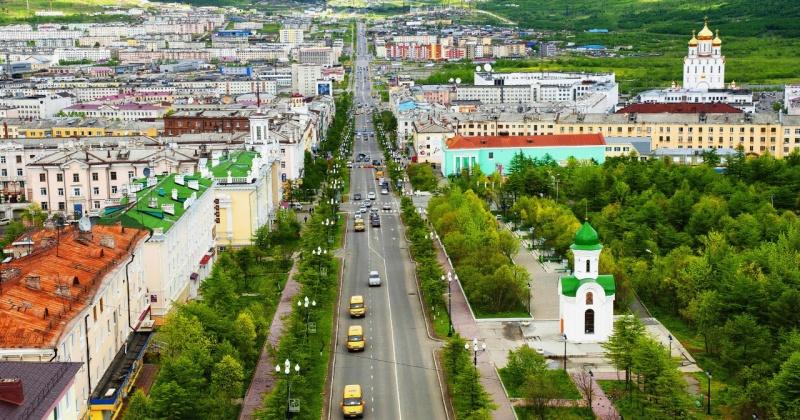 Более 2 млн рублей предусмотрено на реализацию проекта благоустройства городской среды в Магадане