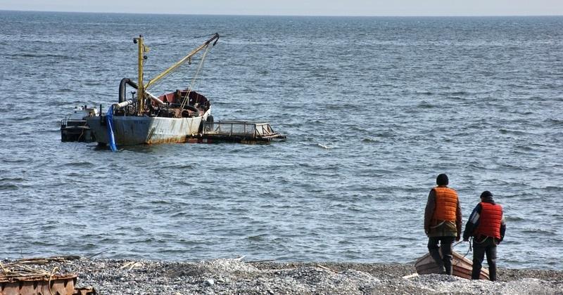 52-летний житель Олы, осуществлял вылов рыб лососёвых видов без разрешительных документов