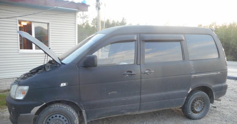 Магаданскими таможенниками на  границе ОЭЗ задержано три автомобиля иностранного производства