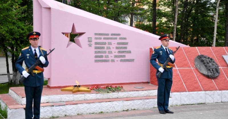 Церемония памяти, посвященная окончанию Второй мировой войны пройдет в Магадане