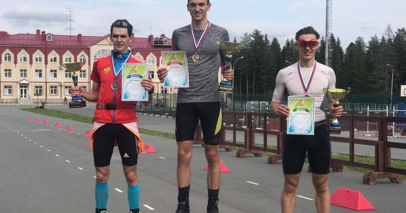 Магаданец Илья Харичев – бронзовый призер Кубка России по лыжному двоеборью