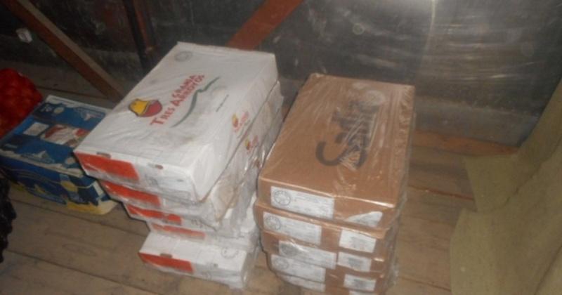 Магаданские таможенники изъяли на границе ОЭЗ партию мясопродукции