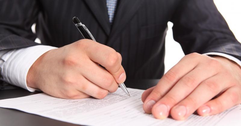 Глава региона подписал на ВЭФ соглашение о сотрудничестве с Российским банком поддержки предпринимательства