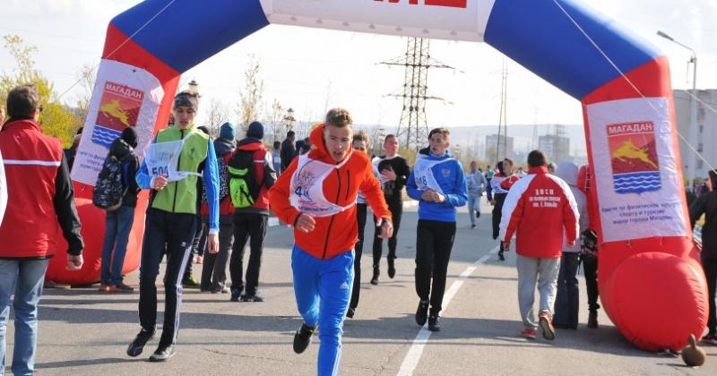 Для участия во Всероссийском дне бега в Магадане расширили возрастные категории участников