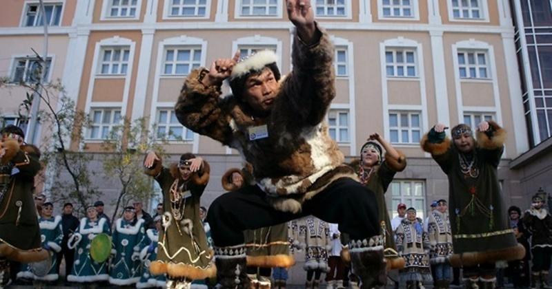 Делегация Магаданской области «Илкан» представит регион на XXII Окружном фольклорном фестивале «Эргав-2017»