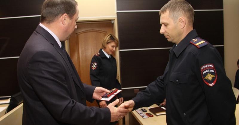 В офицерском содружестве полиции Колымы пополнение