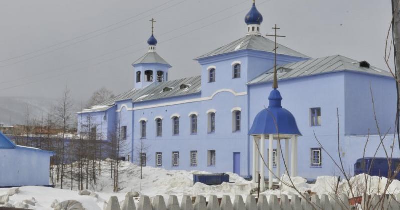 18 лет назад в Магадане основан Свято-Покровский женский монастырь
