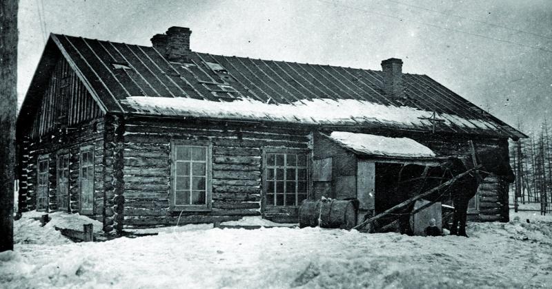 89 лет назад президиум Ольского райисполкома принял постановление о постройке Восточно-Эвенской (Нагаевской) культбазы