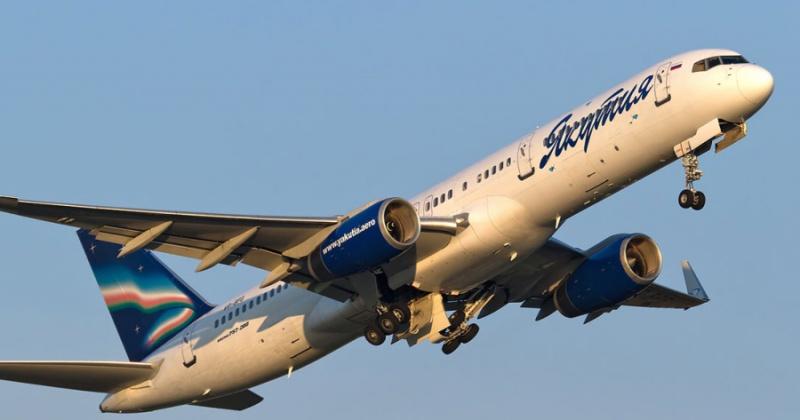 Авиакомпания «Якутия» два раза в неделю будет выполнять рейсы по маршруту Анадырь – Магадан