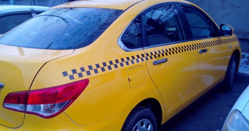 Магаданские общественники не поддержали покраску такси в белый или жёлтый цвета
