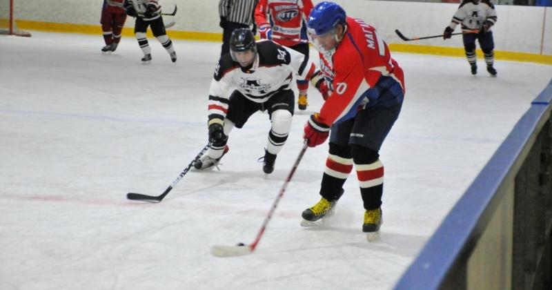 Команда «Нордтрансстрой» стала победителем Кубка мэра города Магадана по хоккею с шайбой
