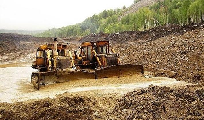 Недропользователями Магаданской области добыто 25850,3 кг золота