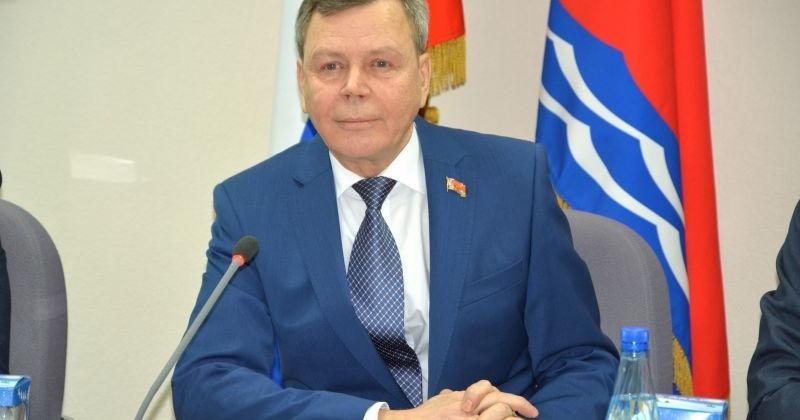 Сергей Абрамов включен в рабочую группу Комитета Госдумы по региональной политике и проблемам Севера и Дальнего Востока