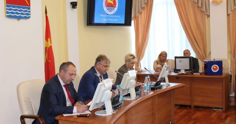 Общественная палата города Магадана  V состава соберется на свое первое заседание