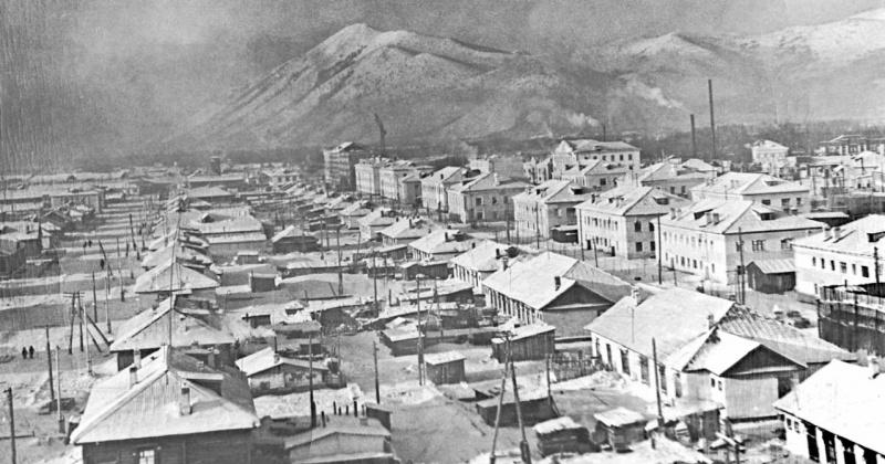 53 года назад рабочий поселок Сусуман преобразован в город