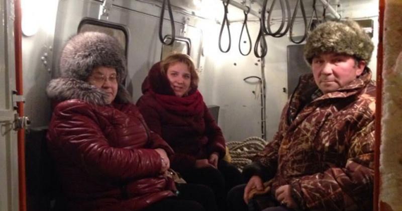 Магаданские спасатели эвакуировали из снежного плена 3-х пострадавших