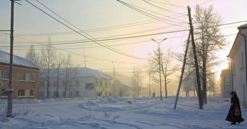 В городских округах центральной Колымы морозы резко опустились до минус 50 и ниже