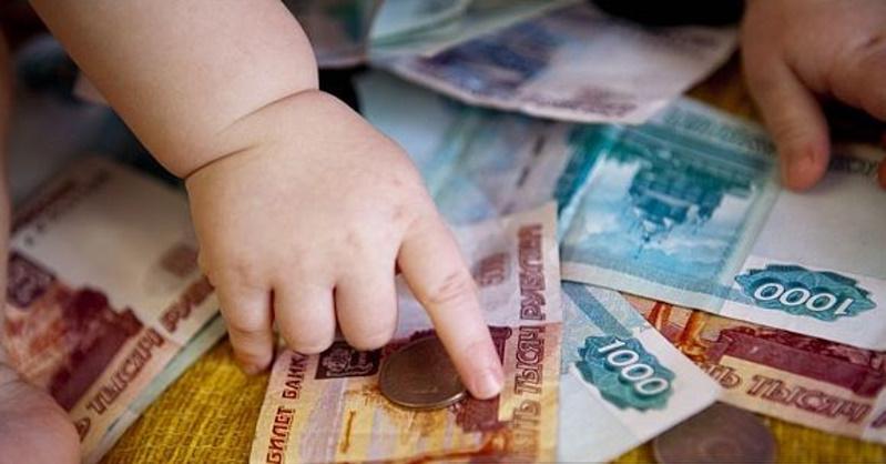 В Магадане безработный отец заплатил треть миллиона рублей алиментов своему ребенку