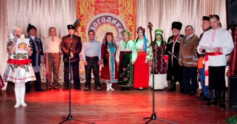 В декабре в Магадане пройдет II фестиваль национальных культур «Многоликая Россия»