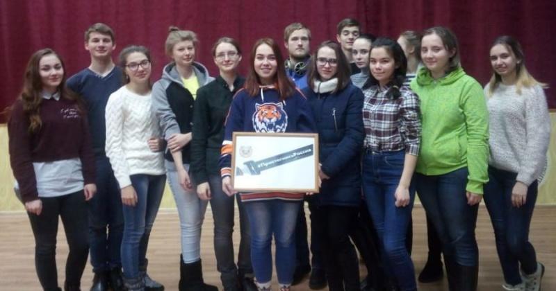 Студенты СВГУ присоединились к всероссийской акции «Пристегнись, Россия!»