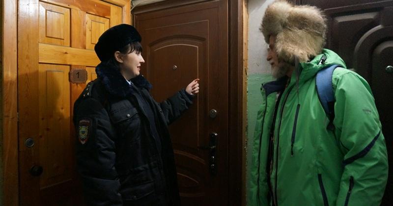 На учете в полиции состоят свыше десяти омсукчанских семей, которые нуждаются в особом внимании