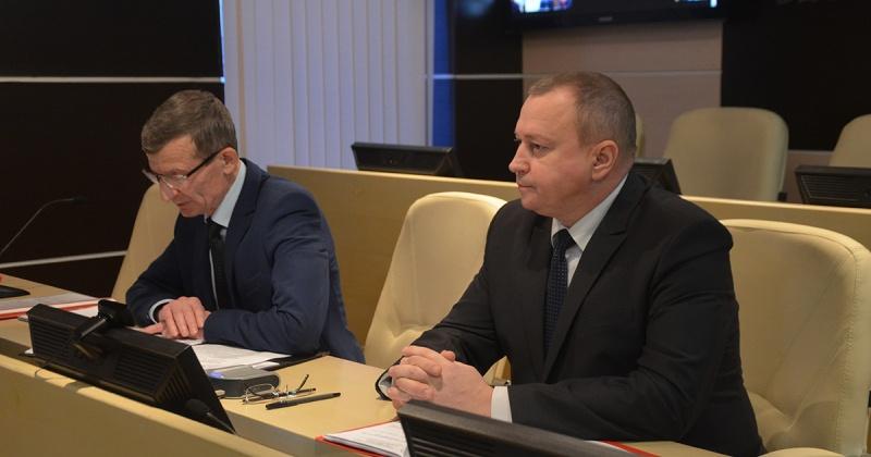 В УМВД России по Магаданской области состоялось заседание Общественного совета
