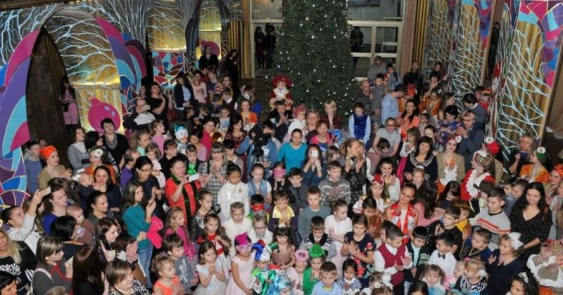 Новогодние каникулы для магаданских школьников будут насыщены праздничными мероприятиями