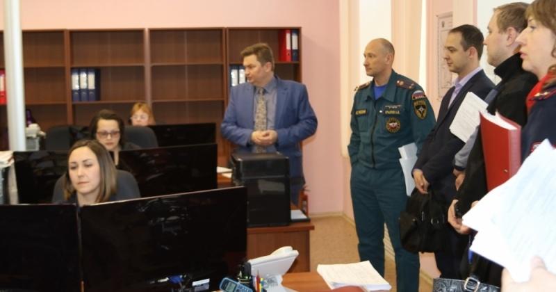 В Магаданской области проводятся государственных испытания, системы обеспечения вызова экстренных служб по единому номеру «112»