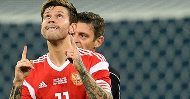 Россиянин попал в сотню лучших футболистов мира
