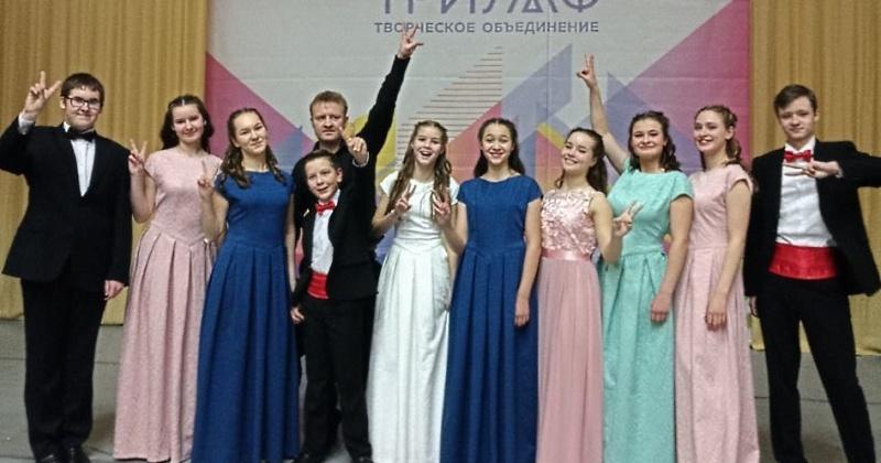 Учащиеся Детской хоровой школы Магадана на международном конкурсе в Сочи взяли Гран-при и медали за первое и третье места