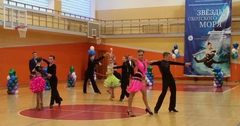 13 января в Магадане состоятся соревнования по спортивным бальным танцам
