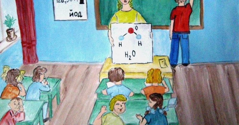 Свою новую школу предлагают нарисовать магаданским учащимся