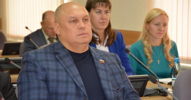 Игорь Донцов: Своевременное расходование средств Фонда ОЭЗ находится на особом депутатском контроле