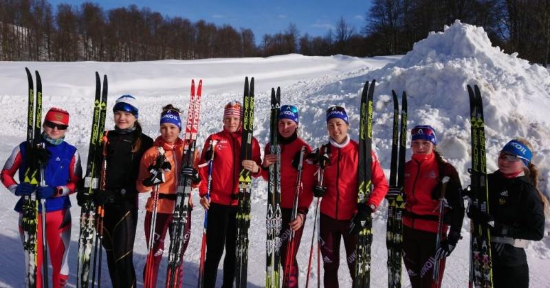 Магаданка Христина Мацокина выступит на первенстве мира среди юниоров и молодежи в Швейцарии