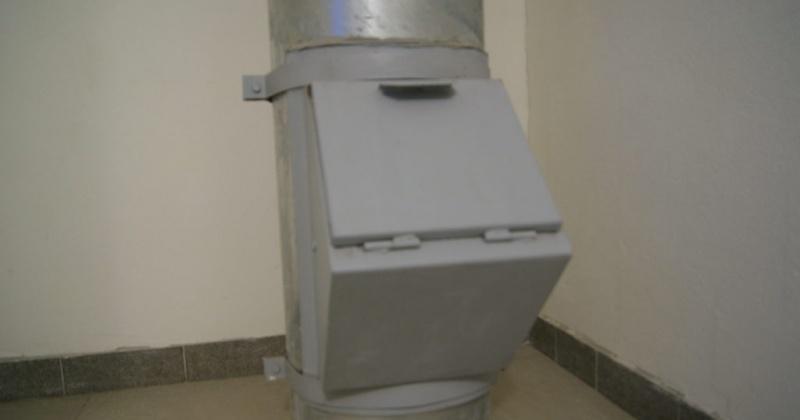 Очистить мусоропровод обязала прокуратура управляющую компанию «УЮТ»